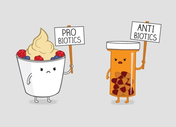 Pro or Anti Biotics? Threadless Tees takes on the tough questions.
